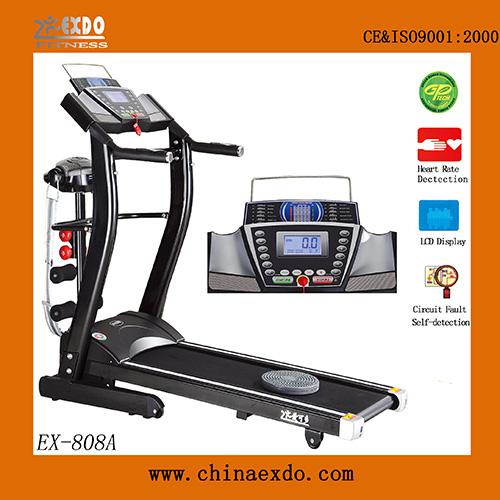 商用多功能企事业单位运动休闲跑步机 艾可多跑步机酷派系列EX-808A
