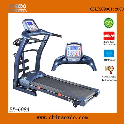 升级版艾可多EX-608家用跑步机-EX-608