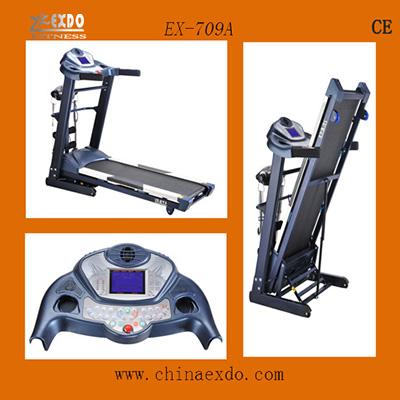 家用多功能电动升降全折叠跑步机-艾可多跑步机酷派系列EX-709A
