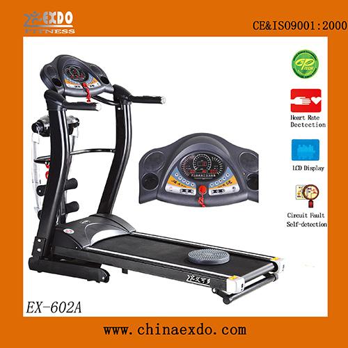 政府机关用多功能可移动全折叠电动跑步机-艾可多跑步机酷派系列EX-602A