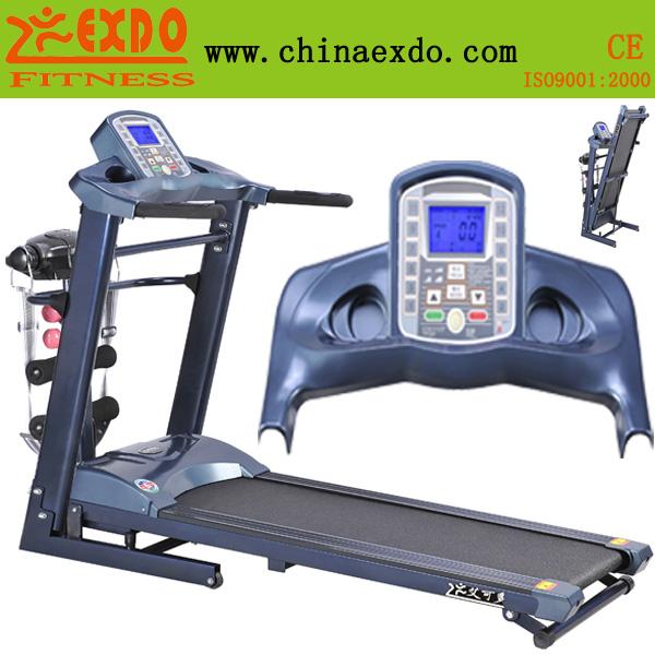 轻商用多功能学生电动跑升降步机 艾可多跑步机酷派系列EX-509A