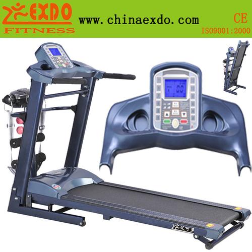 轻商用多功能学生电动跑升降步机-艾可多跑步机酷派系列EX-509A