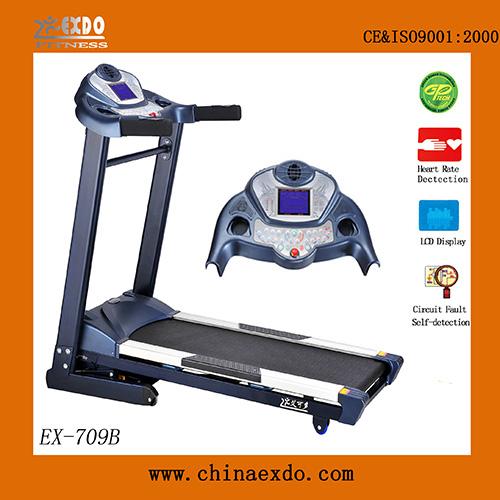 家用单功能电动升降气囊减震跑步机-艾可多跑步机酷派系列EX-709B