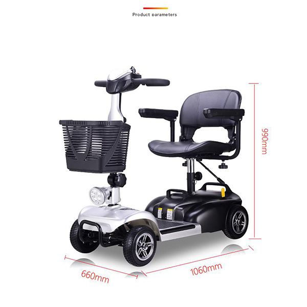 X-02 MOBILITY SCOOTER X-02
