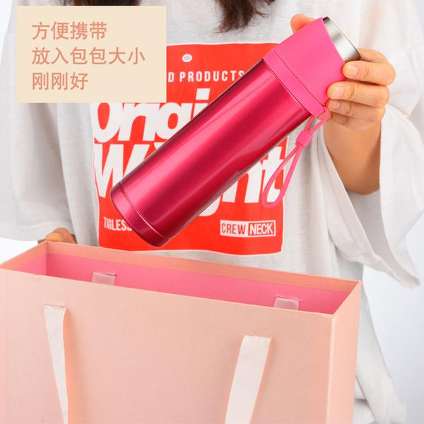 厂家批发花子弹头保温杯高档杯子批发便携方便印字 CX107