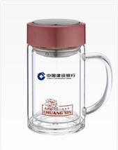 双层玻璃杯印LOGO产品