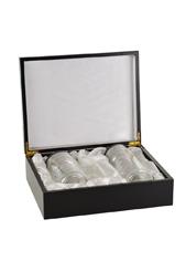 16年专业定制老牌子创鑫双层玻璃杯厂家-定制礼品套杯