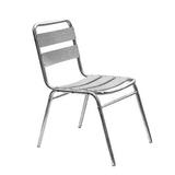 铝管椅.编藤椅 -CHO-125