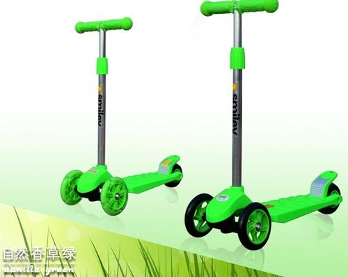 快乐伙伴厂家米高车宽轮送风车902儿童滑板车儿童三轮滑板车踏板车冲浪车-BQ-902