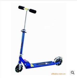 快乐伙伴 必备全铝两轮儿童滑板车085-BQ-085