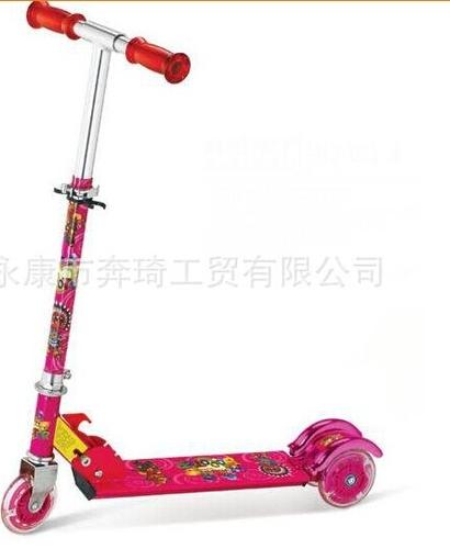 特供应快乐伙伴永康滑板车 儿童车 价格优惠BQ-814-BQ-814