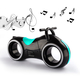 儿童滑板车-星空一号滑板车