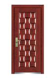 钢木装甲门 -FXGM-A103春江涌潮