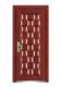 钢木装甲门-FXGM-A103春江涌潮