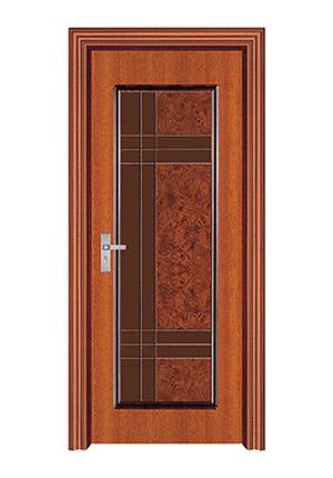 室内套装门-067(沙比利)富贵