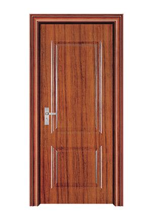 室内套装门-072(泰柚)富秀