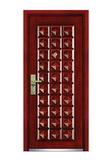 钢木装甲门 -FXGM-A101万紫千红