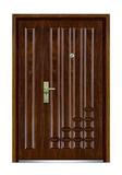 钢木装甲门 -FXGM-C319B至尊豪情子母门