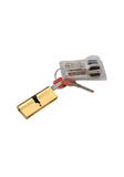 锁芯装饰片系列 -双排锁芯(B级)