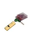 锁芯装饰片系列 -子母复合锁芯(超B级)