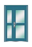 非标门 -钢制玻璃门