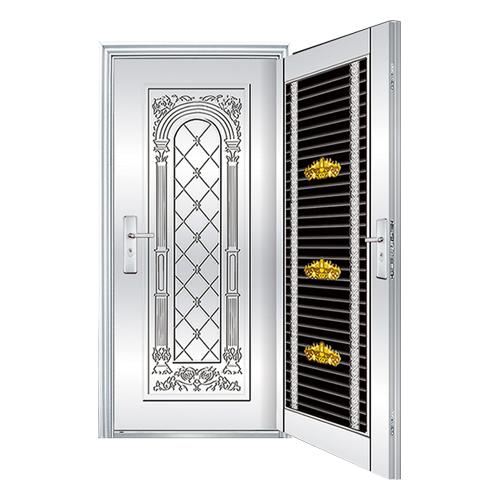 不锈钢门-FX-3203