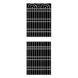 不锈钢窗花 -FX-1262