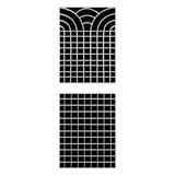 不锈钢窗花 -FX-1261