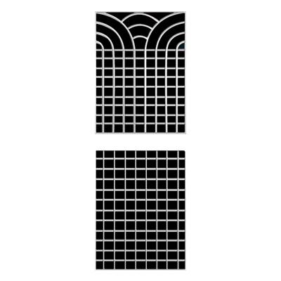 不锈钢窗花-FX-1261