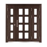 楼寓门 -FX-LY1511-砂金