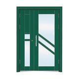楼寓门 -FX-LY1526星际绿