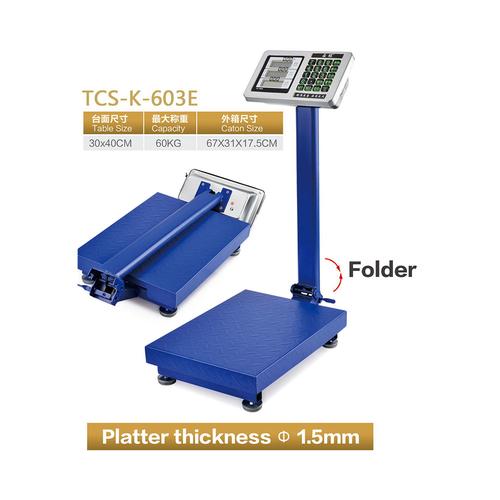 电子台秤-TCS-K-603E