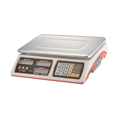 經典電子計價秤系列-ACS-826