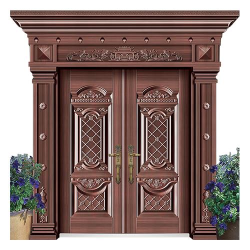 电镀铜漆门-LL-8507