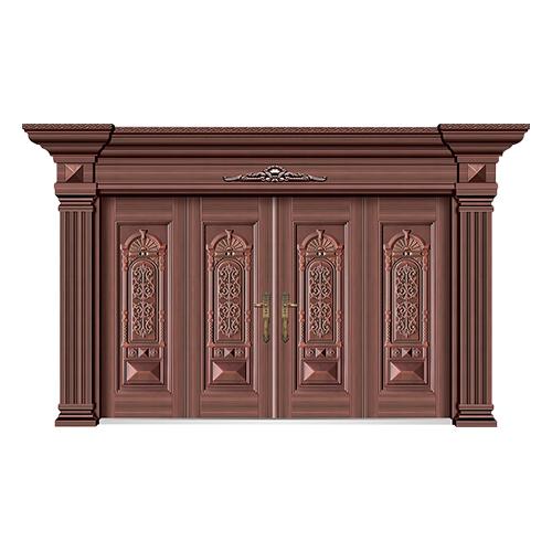 电镀铜漆门-LL-8502