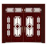 玻璃拼接门 -LL-8802
