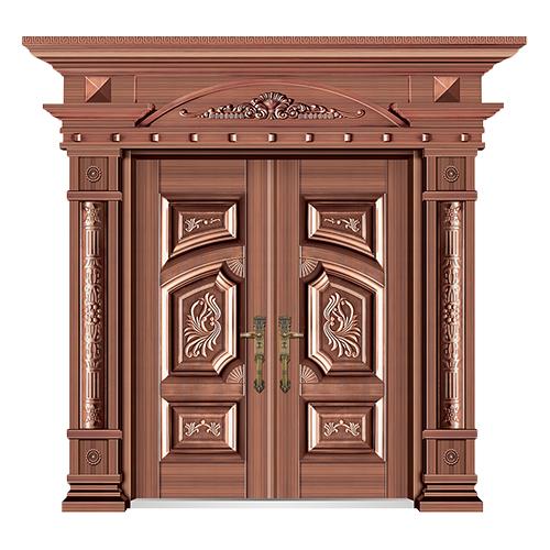 电镀铜漆门-LL-8501
