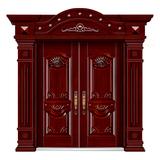 手工木纹门 -LL-8302