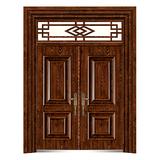 精雕木纹门 -LL-8208