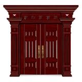 手工木纹门 -LL-8301