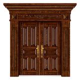精雕木纹门 -LL-8203