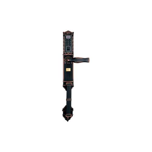密码指纹刷卡锁-FK830