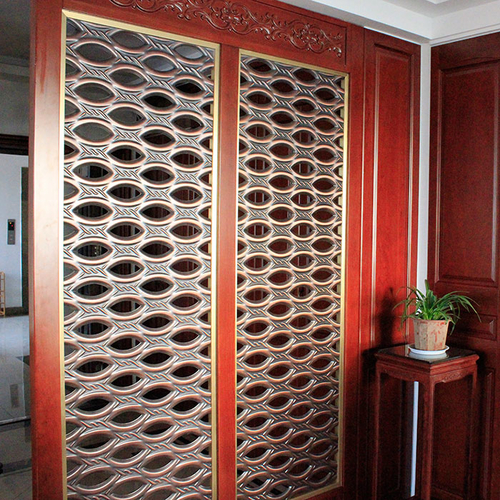 铜木工艺-