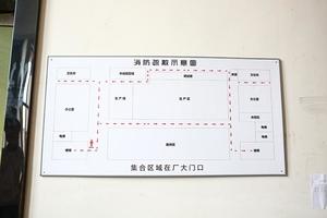 消防路线图