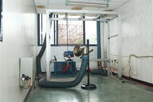 割灌机耐久测试房
