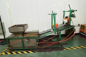 绿篱机耐久测试台