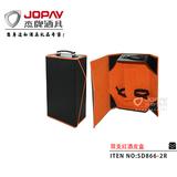 双支红酒皮盒 -SD866-2R