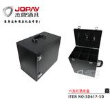 3.6支红酒皮盒 -SD617-5D