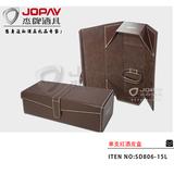 单支红酒木盒 -SD806-15L