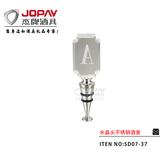 [水晶]玻璃酒塞 -SD07-37